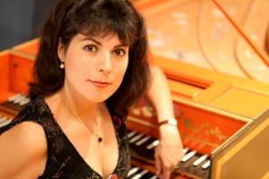 Jacqueline Ogeil, harpsichord